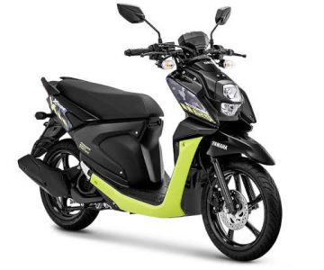 Yamaha X-Ride 125 2020