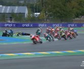 Le Mans MotoGP 2020 Wet Race